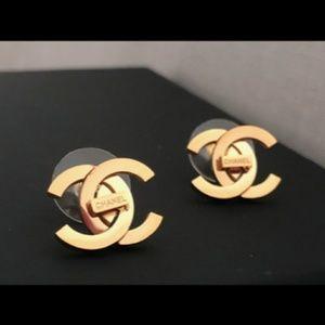 New Chanel Earrings 💛💛💛💛💛💛